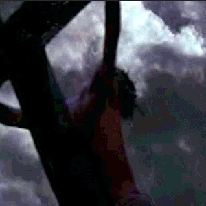 crucifixion thunder and lightning