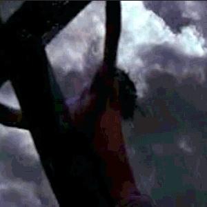 crucifixion thunder and lightning
